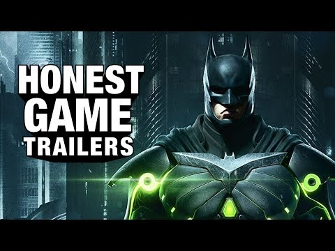 INJUSTICE 2 (Honest Game Trailers)