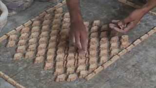 видео плитка мозаика и клинкерная плитка