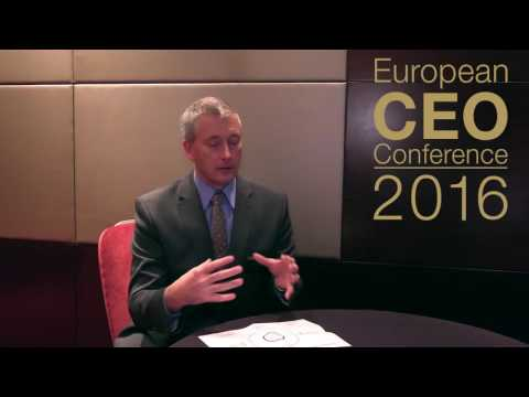 European CEO Conference 2016 - Dominik Courtin Interview