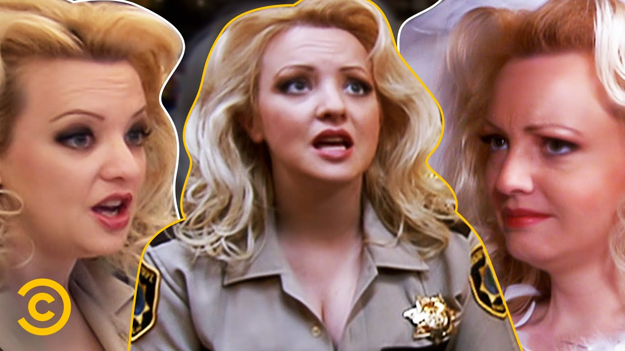 The Drunk Catwalk and More of the Best of Clementine - RENO 911!