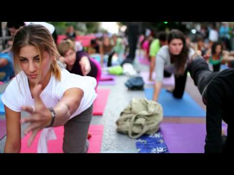 Thessaloniki Nature and Health Open Yoga Day   NO SOUND
