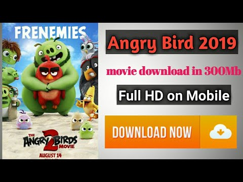How To Download Angry Birds 2 Movie In Hindi & English [HD] In 400Mb