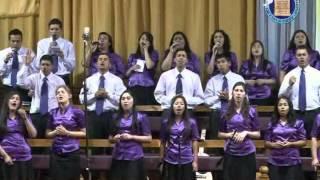 07- Mi alma te alaba / Adorando en Santidad / Coro Israel [Cruzada de Poder]