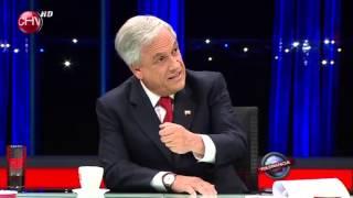 Sebastián Piñera en Tolerancia Cero (Parte 4)