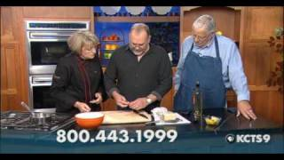 Kcts 9 Cooks For The Holidays: Baked Stuffed Shrimp