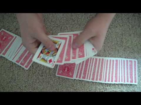 Search And Destroy Card Trick And Tutorial