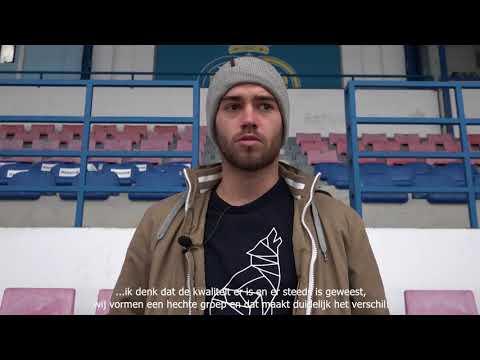 Beerschot Wilrijk - Union SG: interview Charles Morren