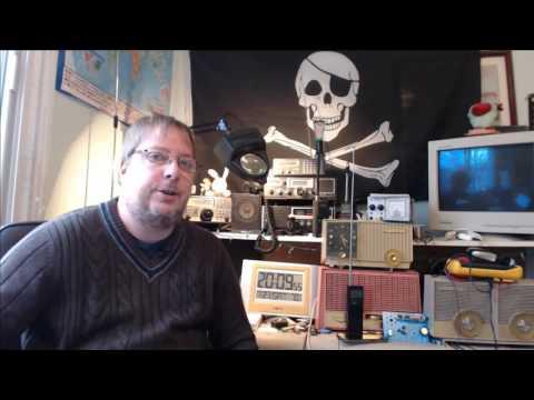 Shortwave radio live show January 21st 2017 Shortwave Propagation