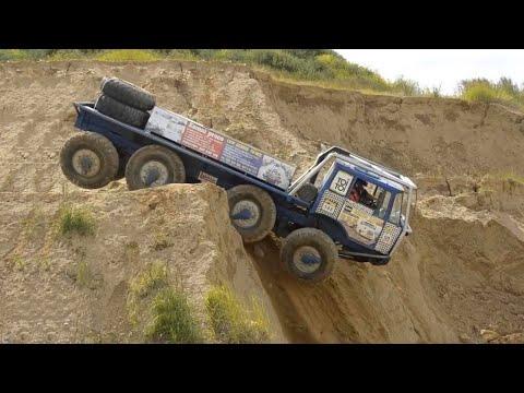 5 Chiếc Xe Lội Bùn vượt Địa Hình tốt nhất thế giới