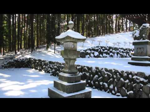 Sengen Shrine, Oyama Town, Suntõ District, Shizuoka prefecture