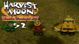 Let's Play Harvest Moon: Another Wonderful Life 52: A Link to the GBA