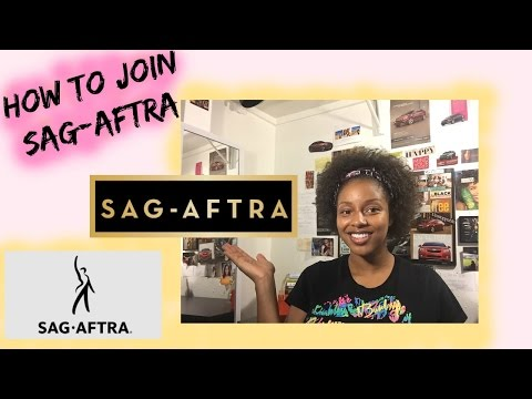 Mel V: Presents: How to join SAG-AFTRA Mp3