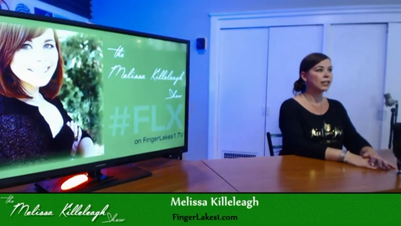 Find Your Inner Warrior w/ Daniela Hess & James Duffy .::. The Melissa Killeleagh Show 7/30/19