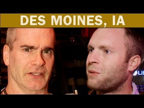 Progressive Iowa and Gay Marriage | Henry Rollins' Capitalism: Des Moines, Iowa | TakePart TV
