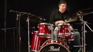 Pearl Export EXL 5-Piece Drum Set with Hardware