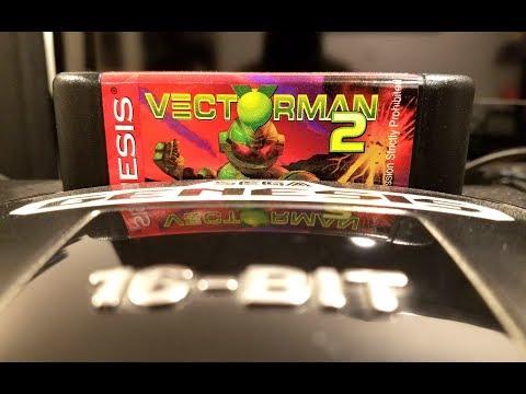 Classic Game Room - VECTORMAN 2 review for Sega Genesis thumbnail