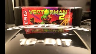 Classic Game Room - VECTORMAN 2 review for Sega Genesis