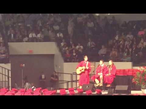 """Take the World"" Ravenwood High School Graduation 2016"