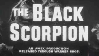 The Black Scorpion Trailer