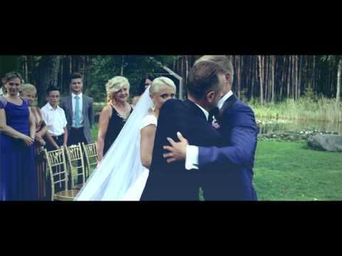2013 08 10 Olia Marius (wedding trailer) Varėna