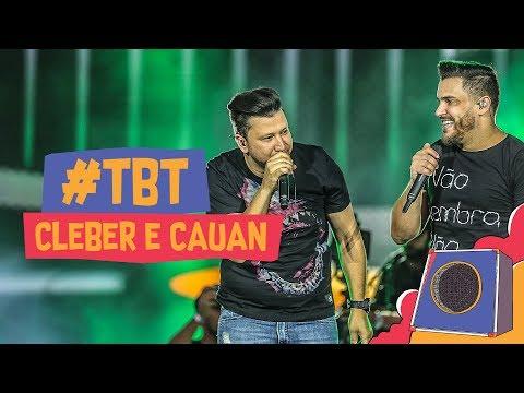 TBT - Cleber e Cauan - VillaMix Goiânia 2018 Ao vivo