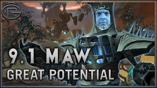 New 9.1 Maw - Isle of Thunder 2.0? - First Look