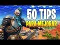 50 TIPS para mejorar en FORTNITE