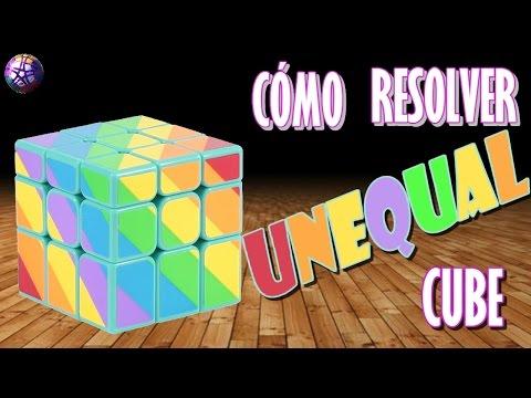 Tutorial Unequal/Inequilateral Cube YJ | Detallado | El Cubolandes