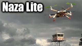Review: DJI Naza Lite multirotor flight controller
