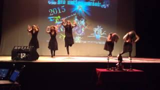 Tamil dance remix - Taay mannai vanakkam 2015