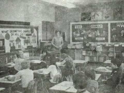 Washington Elementary School Yearbook - 1973