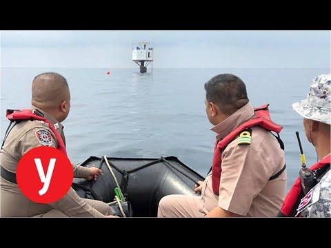 בנו בית בים מול תאילנד ועשויים להיות מוצאים להורג