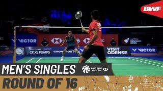 VICTOR Denmark Open 2021   Kento Momota (JPN) [1] vs Kidambi Srikanth (IND)   Round of 16