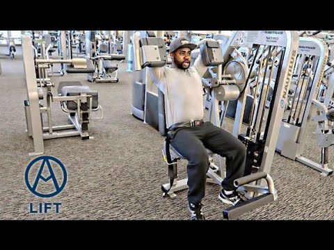 Pullovers (Machine) | Chunk Fitness