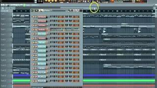 [HD] #11 - Rosas - La Oreja De Van Gogh - [Fl Studio] - [ Instrumental ] DOWNLOAD