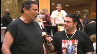 "Late Night with Johnny P Show /  Jon ""Bowzer"" Bauman Interview"