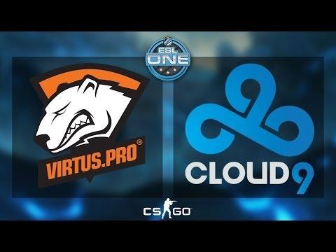 Virtus Pro Vs Cloud 9