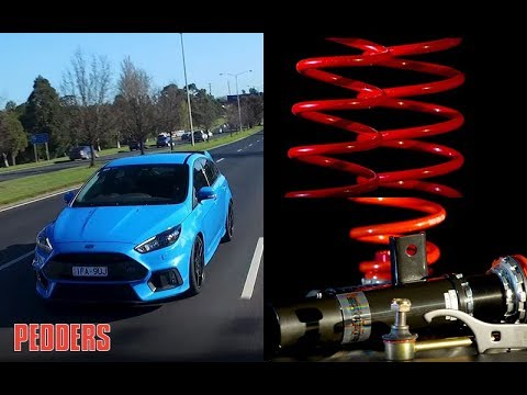 Ford Focus Performance Parts 2016 Focus Rs Mods From Pedders Youtube