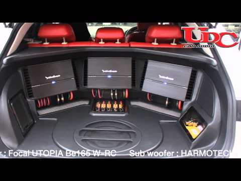 The series of Hi-end / Hi-Class  UDC CAR AUDIO standard world champions