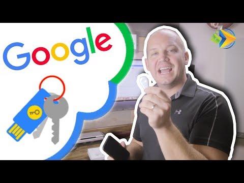 Google Titan Security Key Bundle | How to Set Up Advanced Online Protection