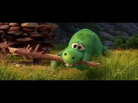 Хороший динозавр - Встреча с Дружком