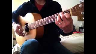 When the levee breaks - Kansas Joe McCoy - Guitare acoustique