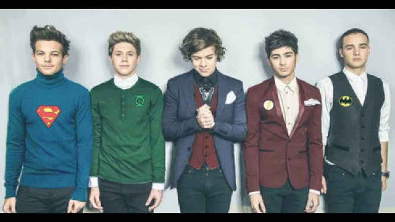 One Direction Teenage Dirtbag Lyrics - YouTube