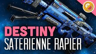 DESTINY Saterienne Rapier Scout Rifle Review (Year 2)
