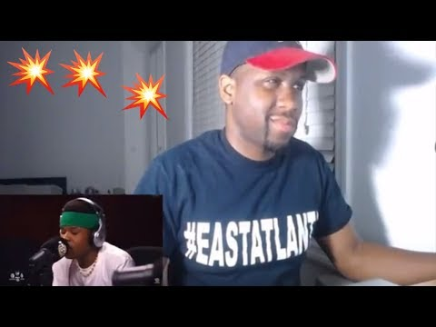 Nasty C Hot 97 Freestyle 2018   DTB Reaction