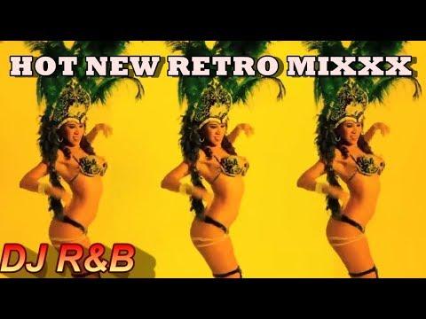 NEW SPECIAL DISCO RETRO MIXXX 80's/90's - Vol.2 (ft. DJ R&B Remix 2017)