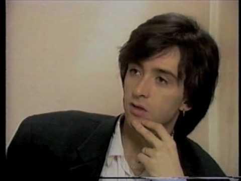 "Johnny Marr - MTV's ""120 Minutes"" Profile 1987"