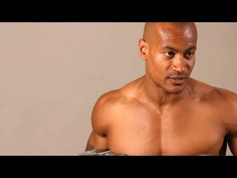 How to Do a Dumbbell Bench Press | Chest Workout