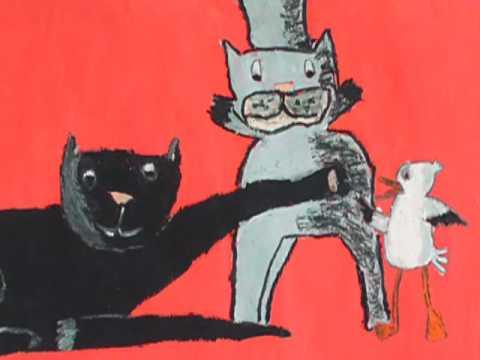 La Gabbianella E Il Gatto Disegni Youtube