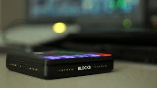 ROLI Lightpad Block Unboxing And Review!